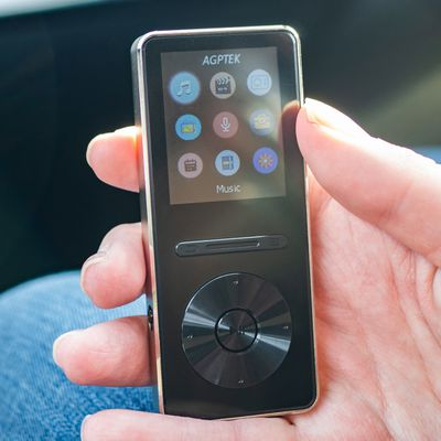 AGPTEK A01T Review: An Entry-level MP3 Player