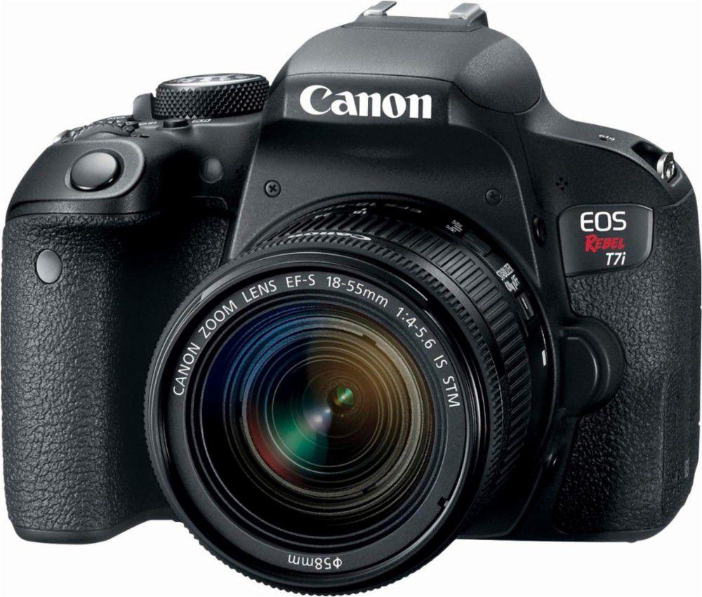 Canon - EOS Rebel T7i