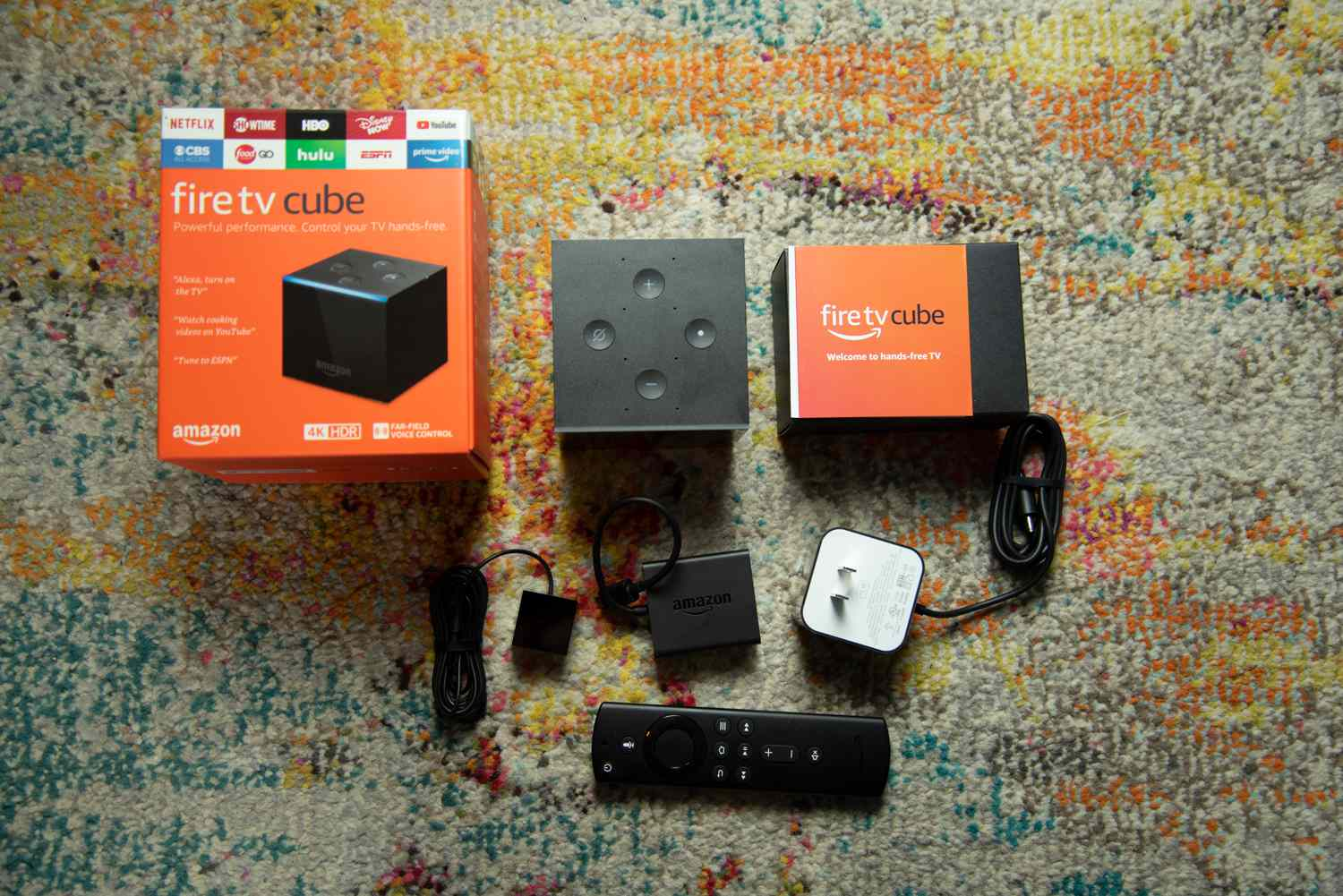 Fire TV Cube (2nd Generation)