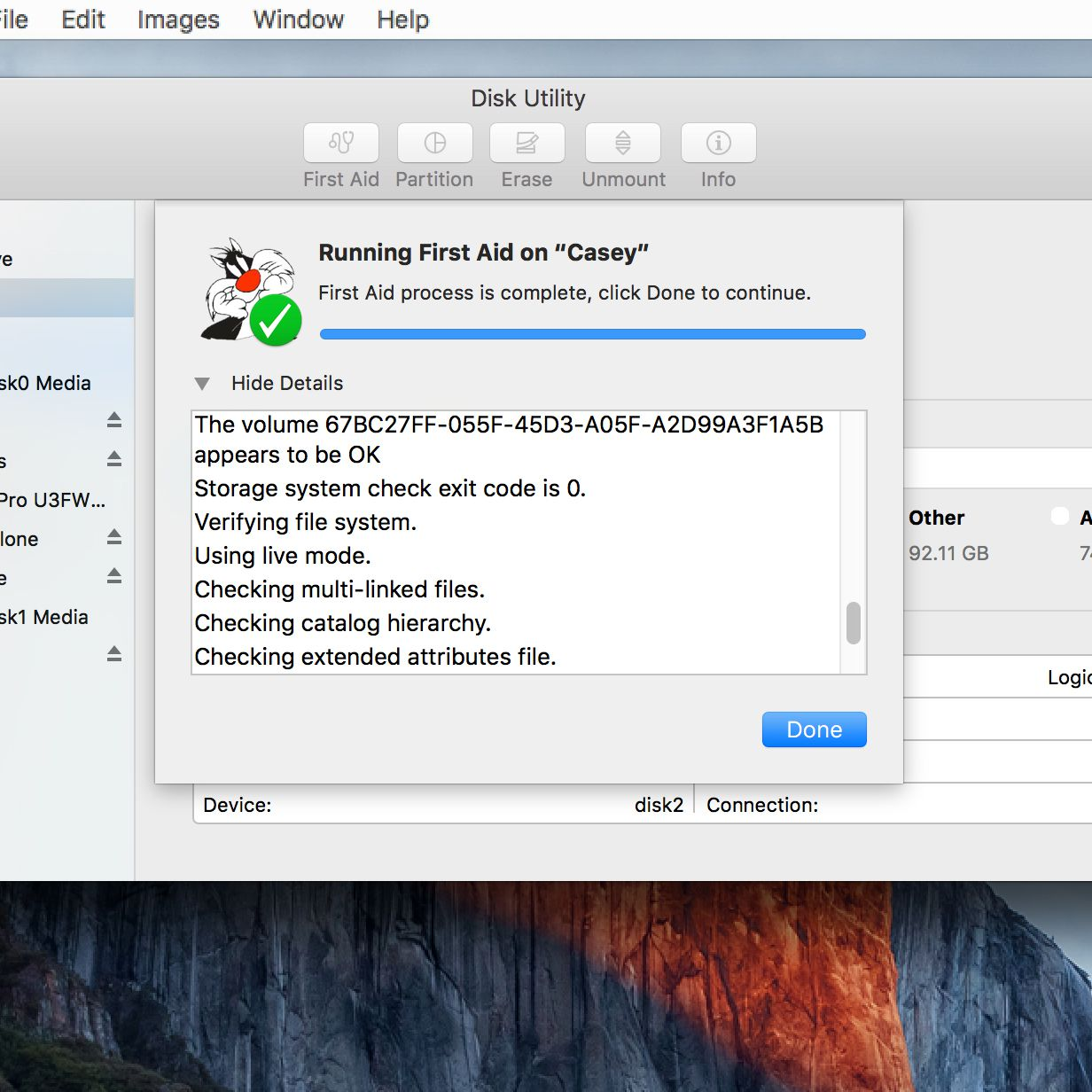 Repair Your Mac's Drives With Disk Utility's First Aid