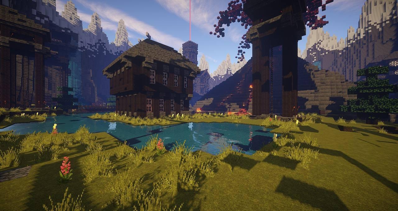 minecraft single player rpg mod