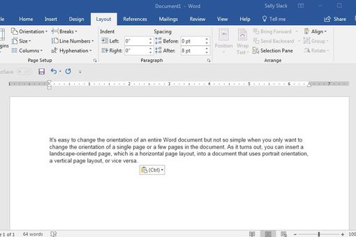 Document word processing tutorials lifewire software fandeluxe Image collections