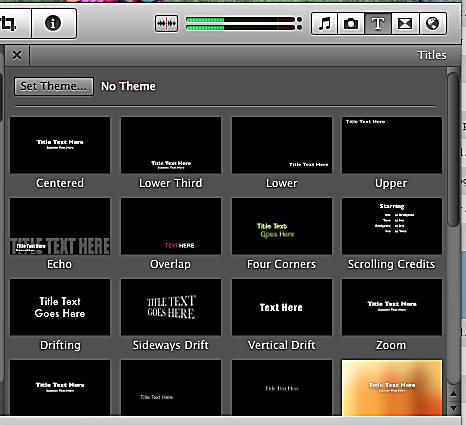 Learn How to Use iMovie Titles