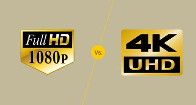 FHD vs UHD