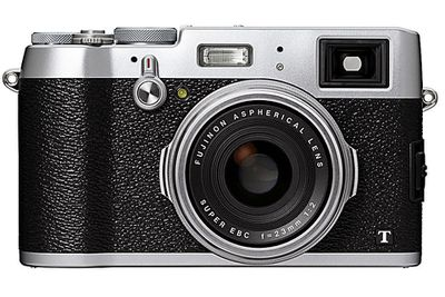 The Fujifilm X100T