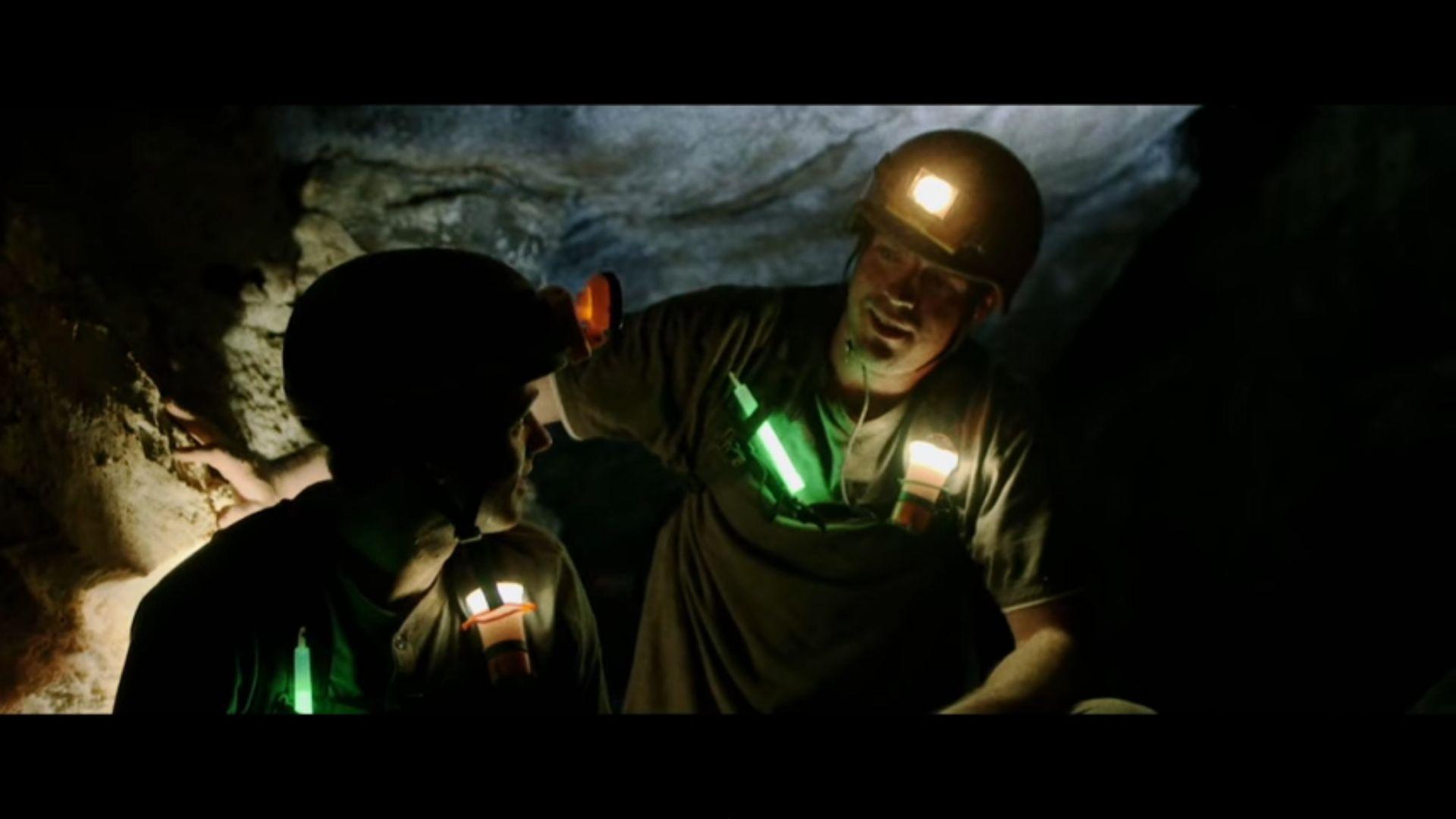Screenshot of The Last Descent