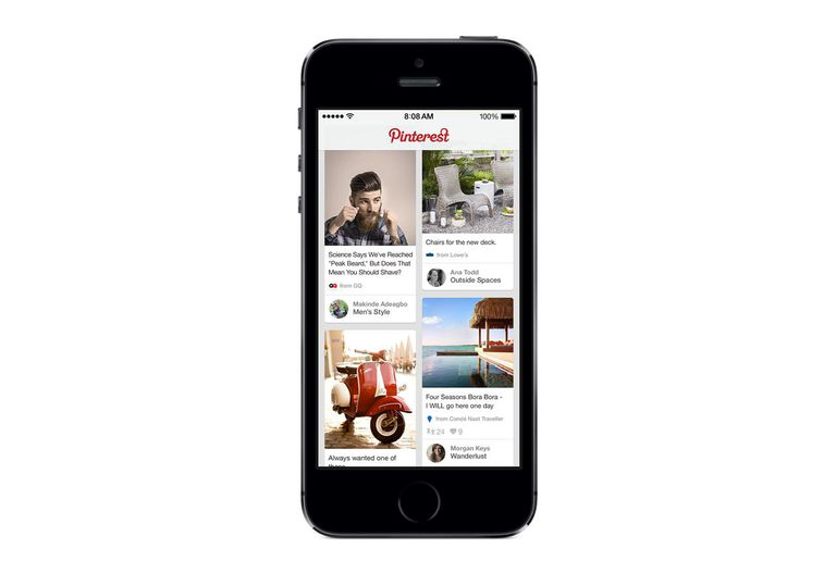Pinterest for iPhone
