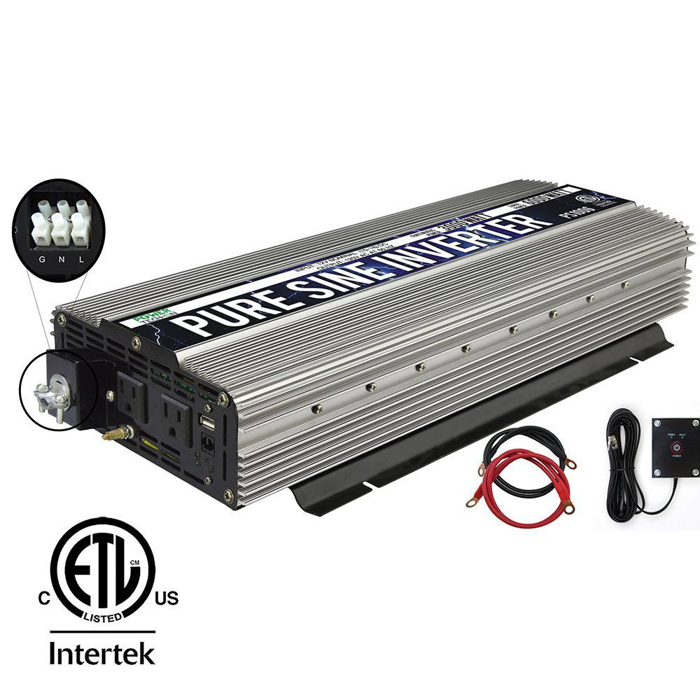 The 7 Best Power Inverters To Buy In 2018 6 12 Volt Supply Inverter For Boats Techon 3000w