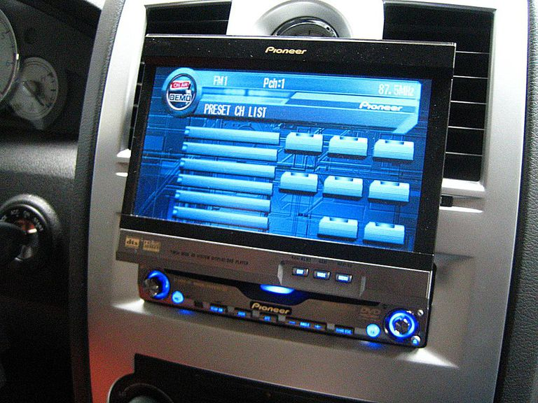 In-Car DVD Options You Need for the Road