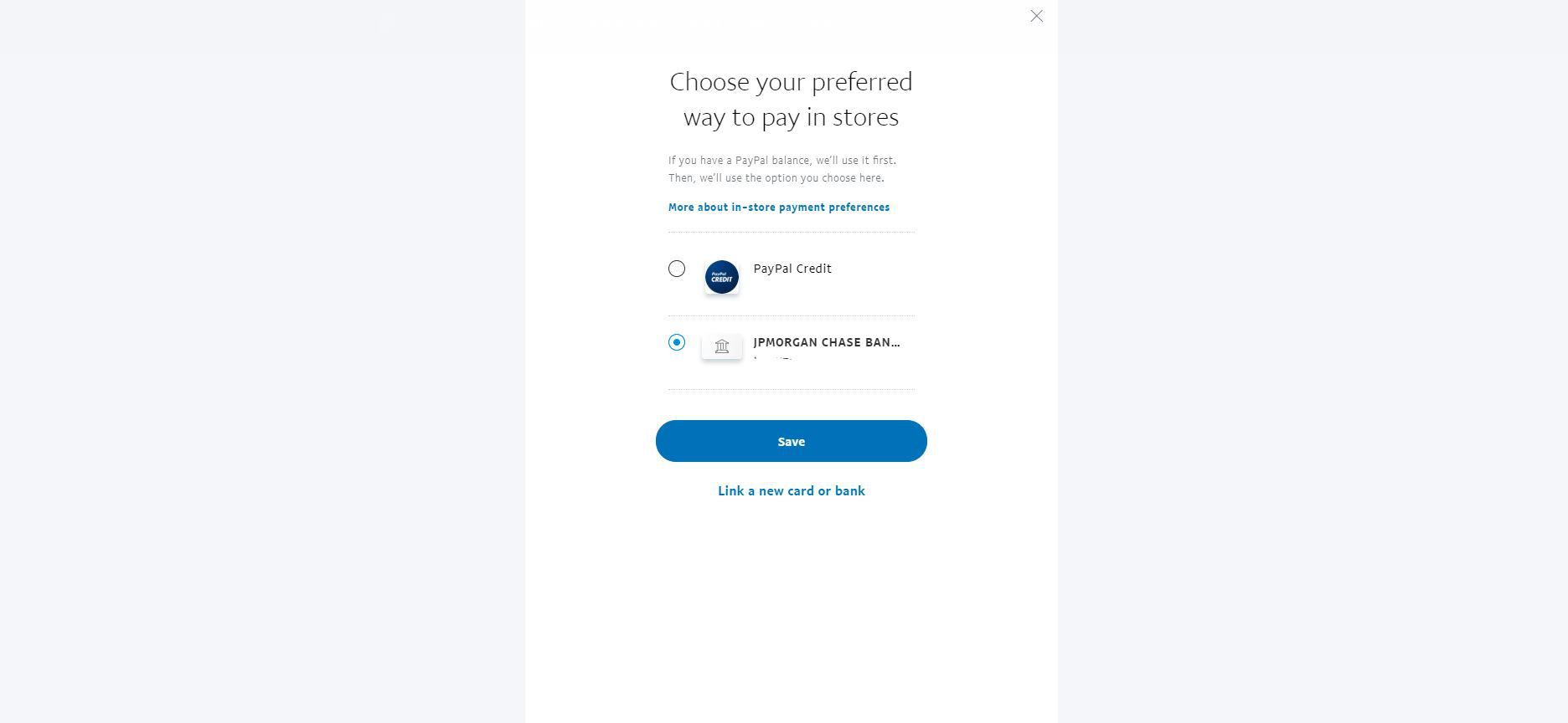 How to Pay with PayPal in Stores