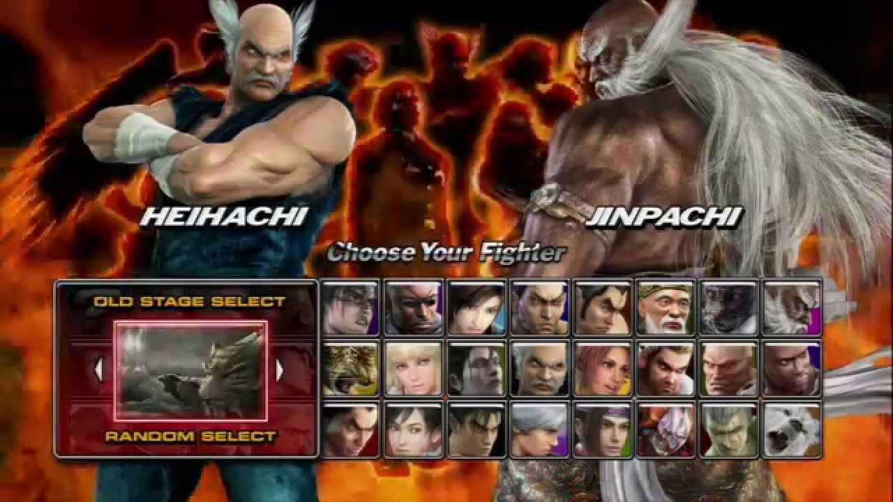 Tekken 5 Cheats Codes And Unlockables For Ps2