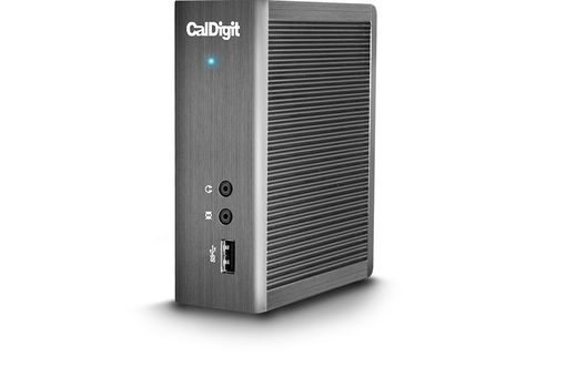 CalDigit Thunderbolt Station 2 eSATA 6G, 4K, USB 3.0, HDMI and Ethernet Ports (TS2-US-6010)