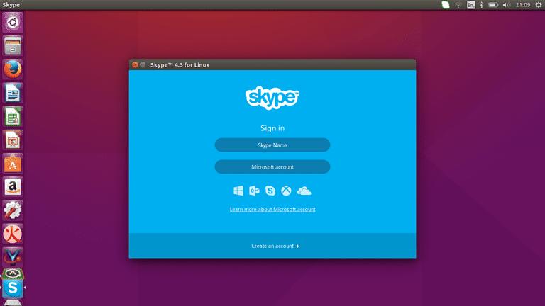 Install Skype In Ubuntu