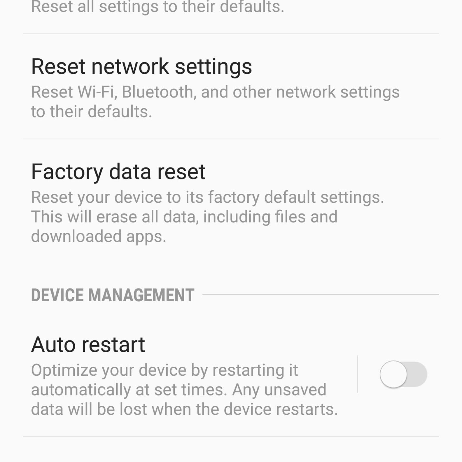 Android Screenshot Not Working? Try These Fixes