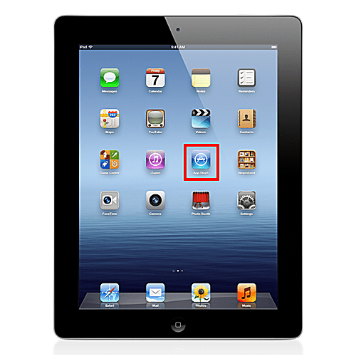 How To Download An Ipad App