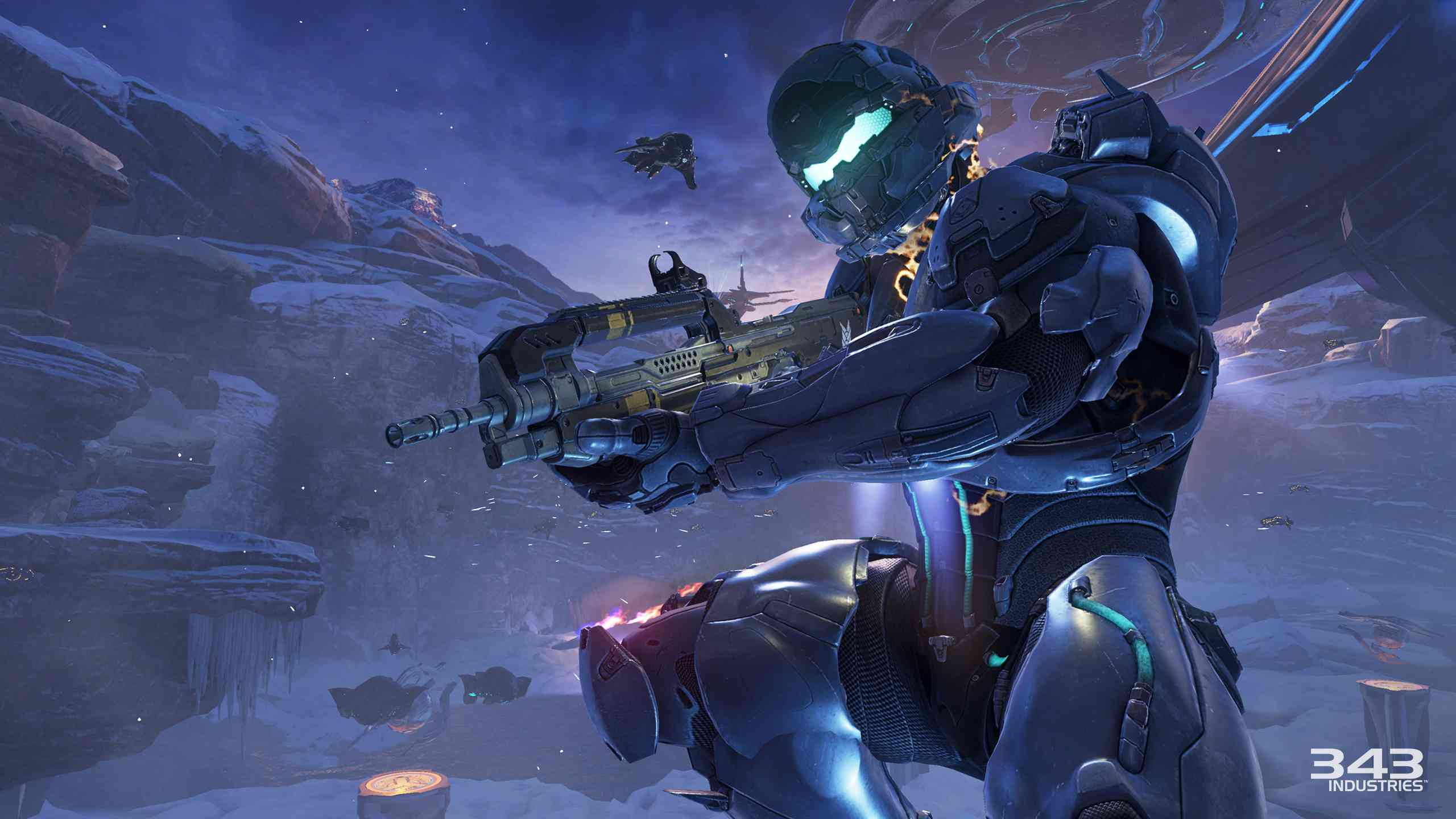 Halo 5 screen