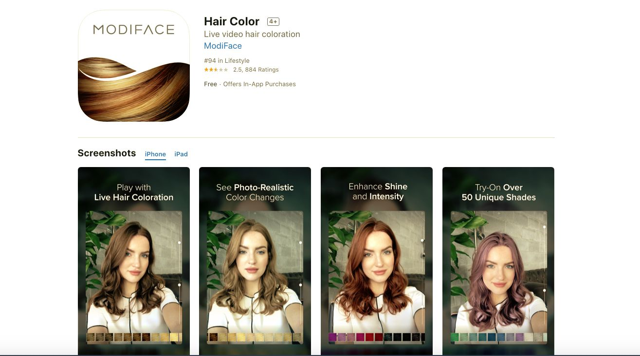 Virtual on looks me color makeover hair best what 20 Best