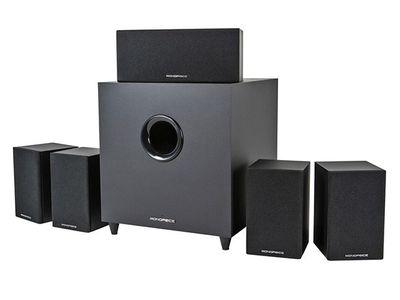 Monoprice 10565 Speaker System Measurements