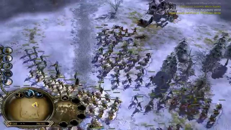 Lord of the Rings: Battle for Middle Earth III armies fighting