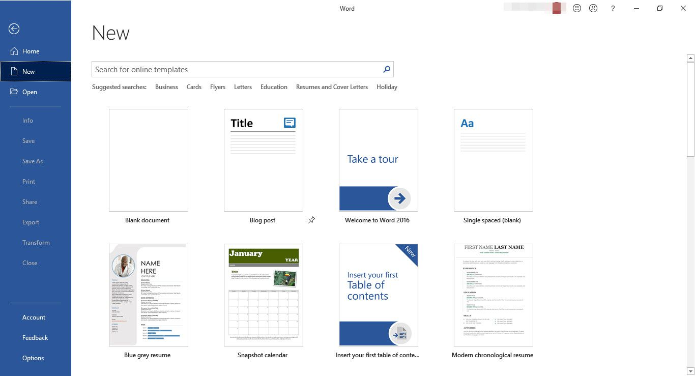 How To Create And Use Microsoft Word Templates