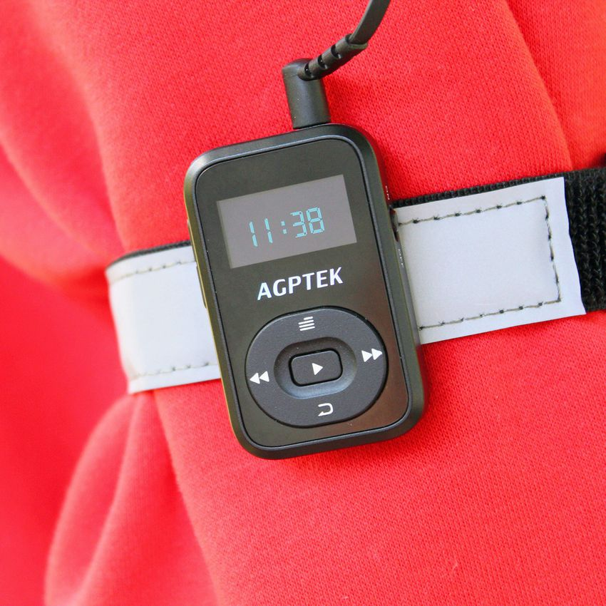 Agptek MP3 Clip