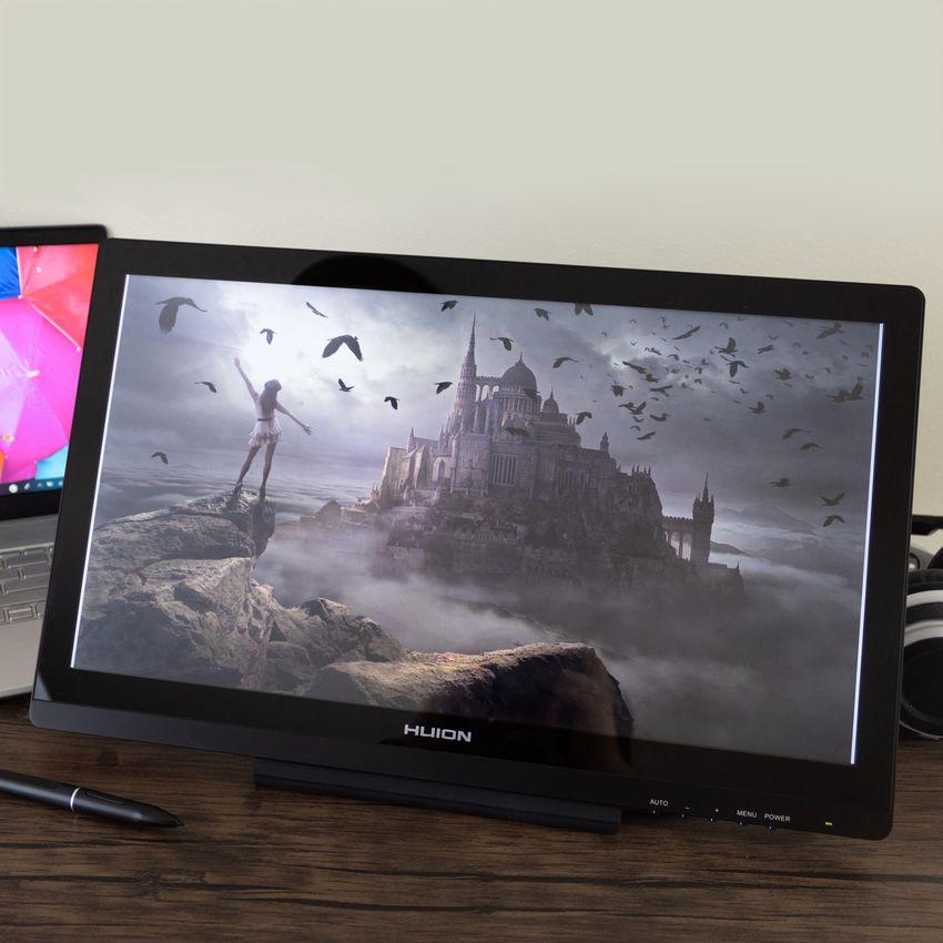 Huion Kamvas GT-191 Drawing Tablet
