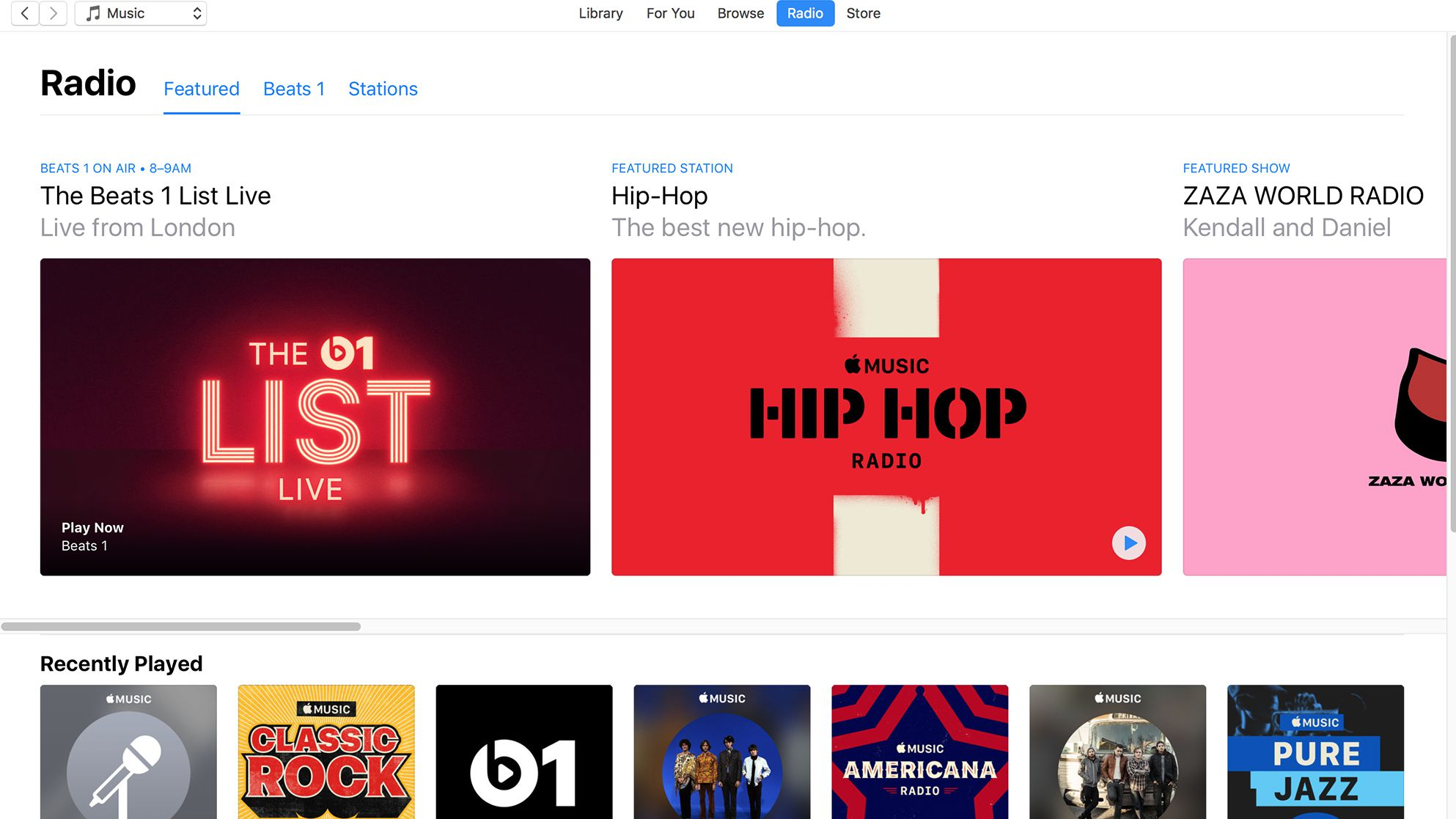 How to Add Radio Stations to iTunes
