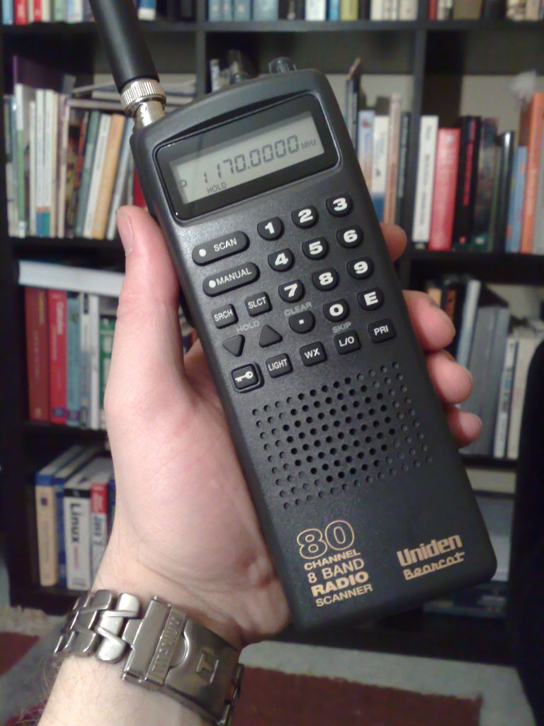All About Radio Scanners