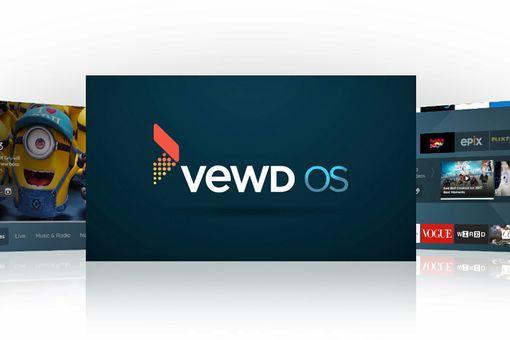 VEWD OS – Three Screens