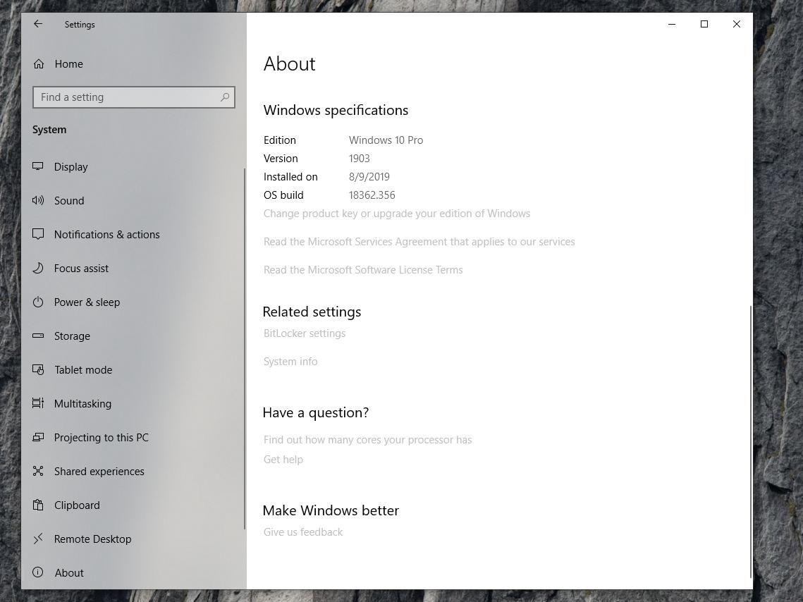updating windows service pack