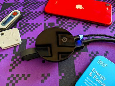 A Chromecast Ultra.