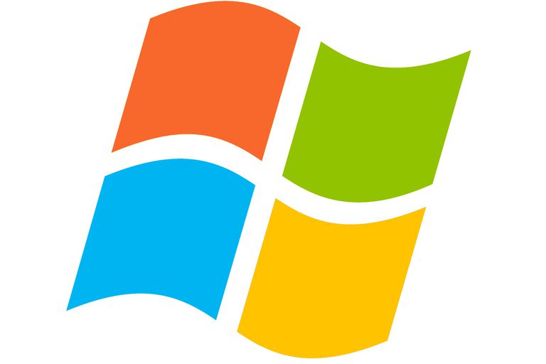 Windows logo from 2012
