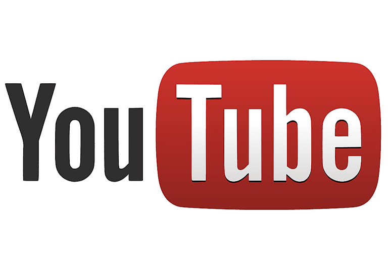 Picture of the YouTube logo
