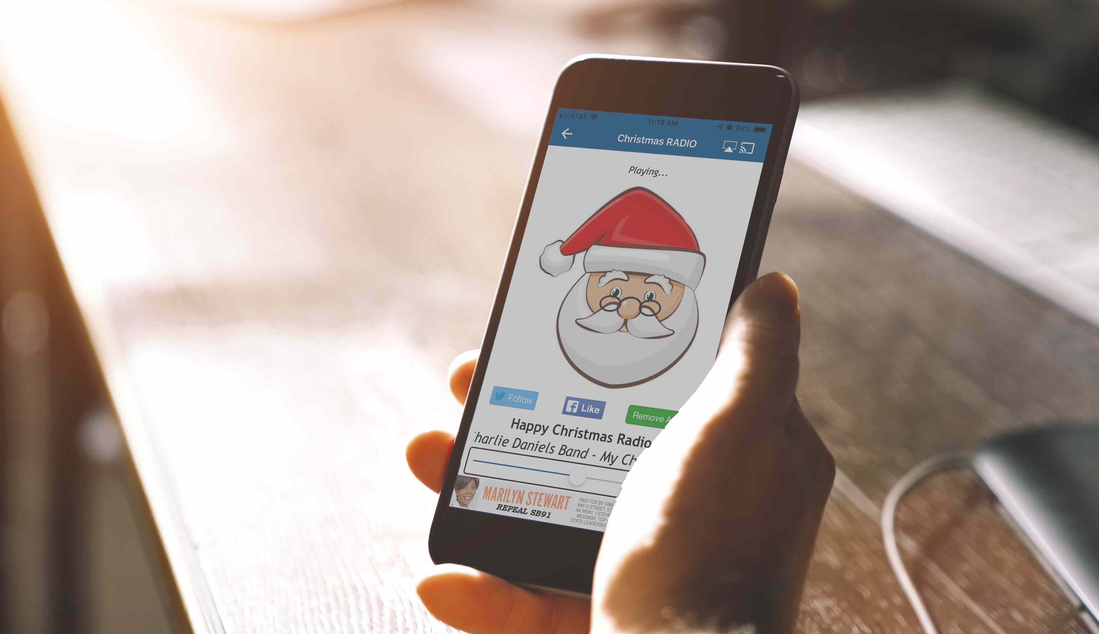 Top 5 Iphone Christmas Apps