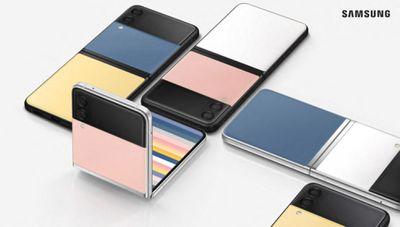 Samsung Bespoke Edition Galaxy Z Flip3