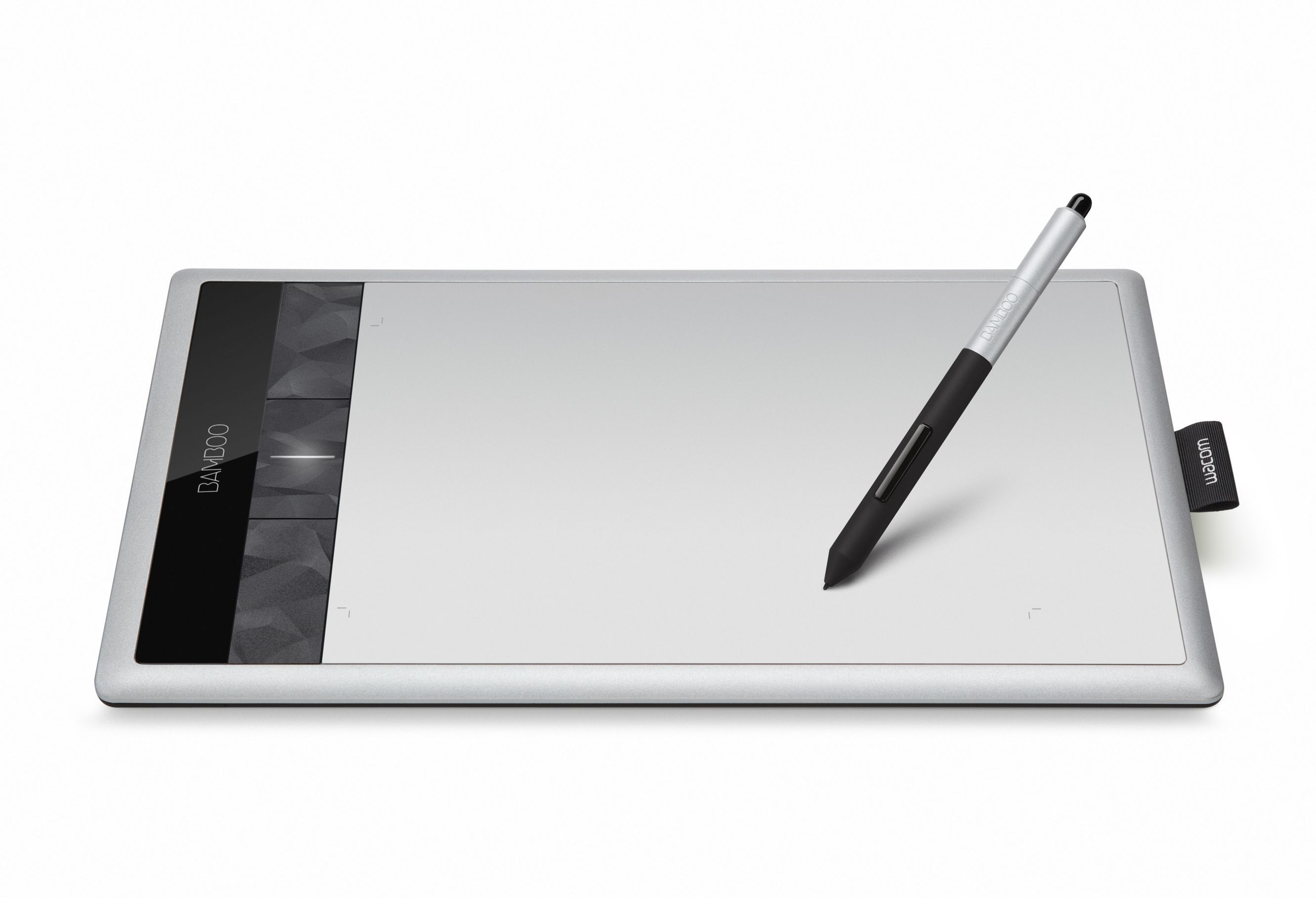 Drawing Lines With Tablet : Wacom bamboo graphics tablet review and rating