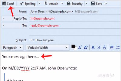 How to Get Mozilla Thunderbird Plain Text Email Display