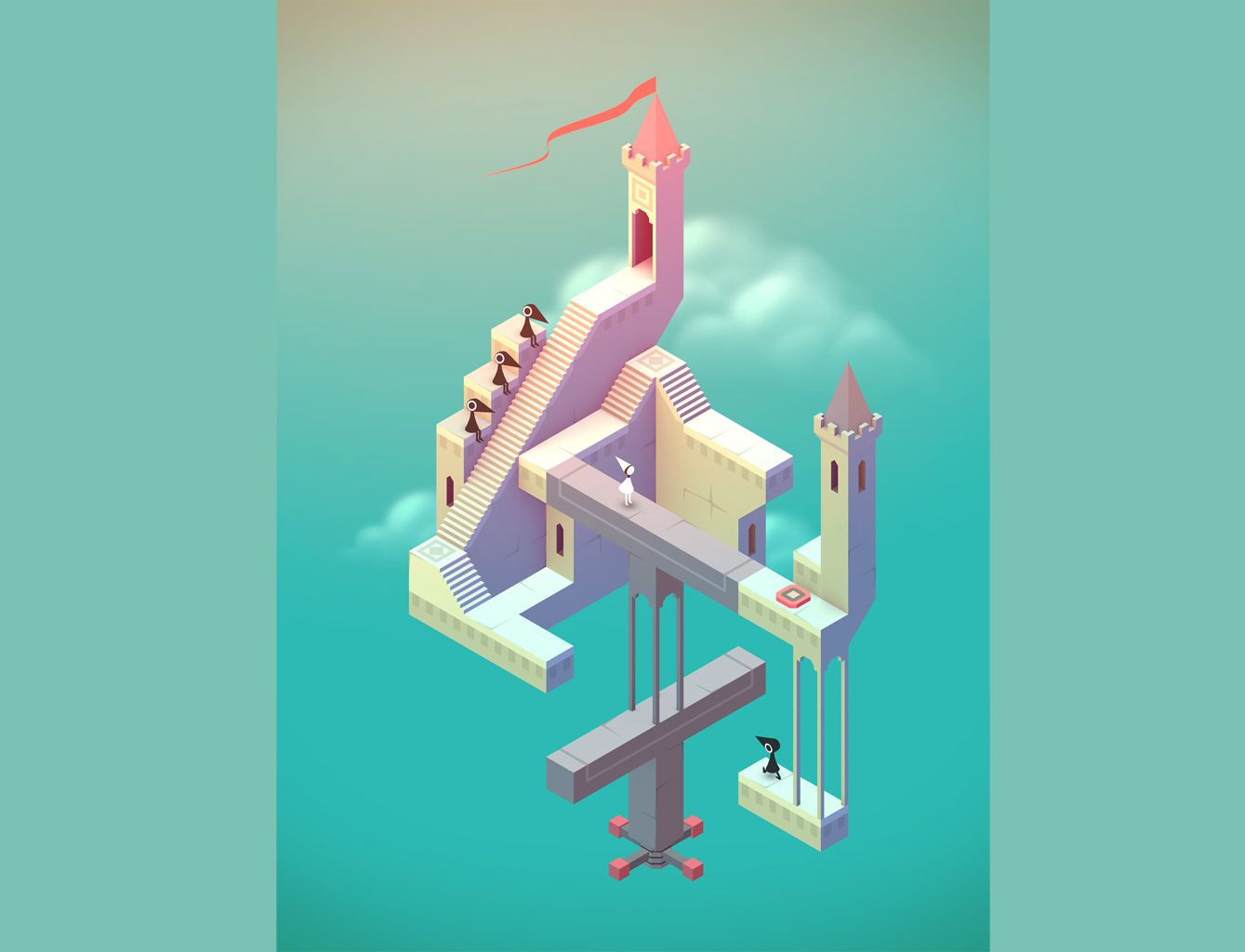 Monument Valley for iPad
