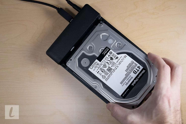 Western Digital Black 4TB HDD