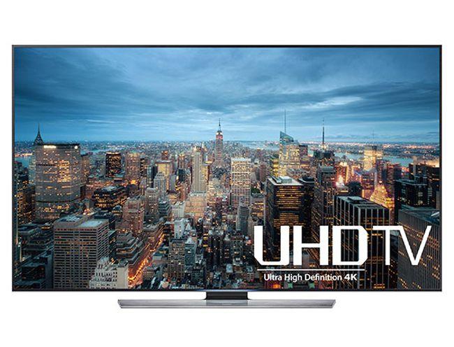 Samsung JU7100 Series 3D Smart UHD TV