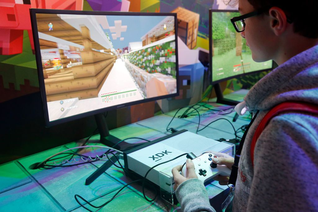 E3 Gaming Excitement Outplays Gaming Addiction Concerns