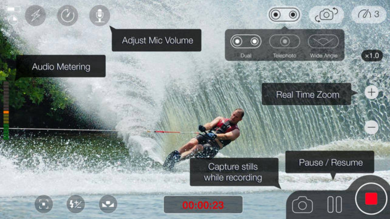 The 11 Best Video Recording Apps for iPhone and Android