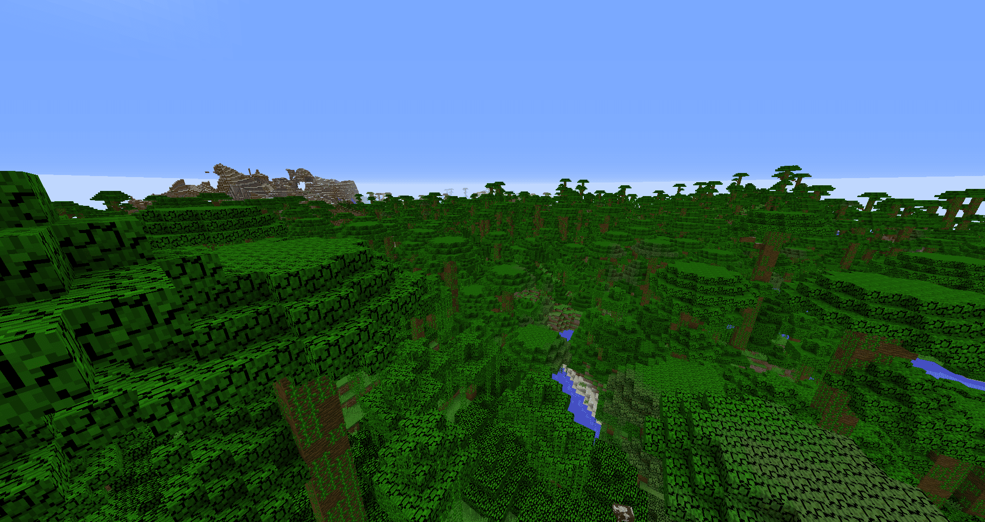 Minecraft Biomes Explained: Jungle Biome