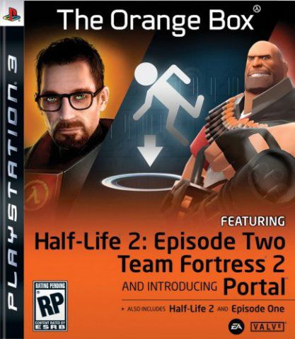 Half-Life 2: The Orange Box - PS3