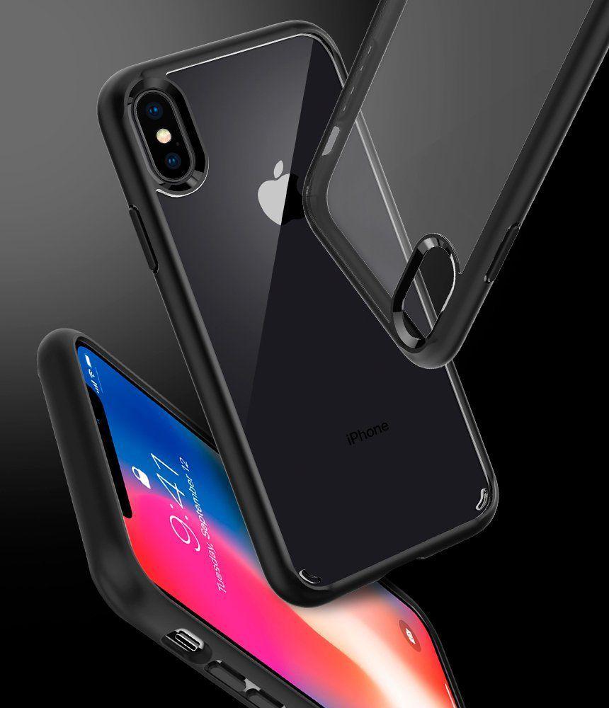 Spigen Ultra Hybrid Apple iPhone X (2017)