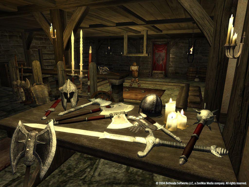 The Elder Scrolls IV: Oblivion Tips and Tricks