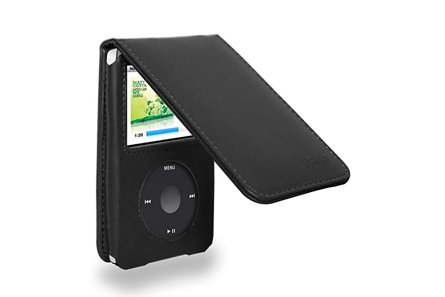 Unicorn Innovation's iPod Classic Leather Flip Case