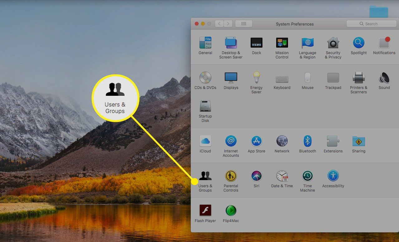 Move Your Mac's Home Folder to a New Location