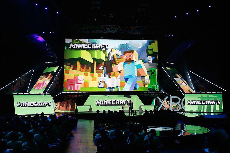 Minecraft event