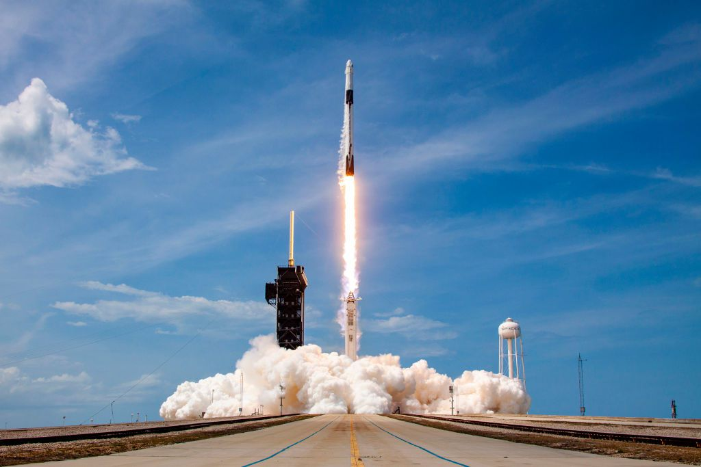 Big Tech Seems Ready to Conquer Space